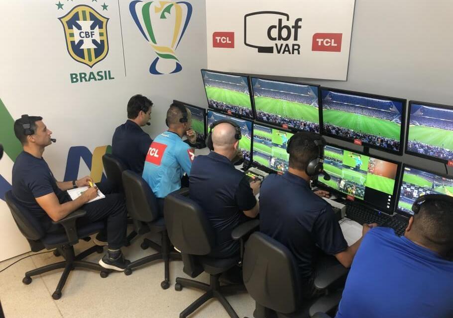 VAR aprovado para o Campeonato Brasileiro