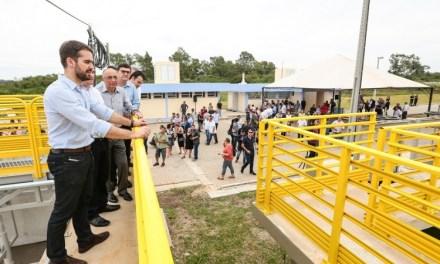 Ampliação de estação de tratamento em São Borja beneficia mais de 40 mil habitantes