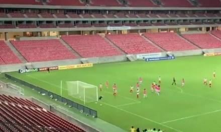 Inter estreia goleando por 5×0 no Brasileiro Feminino