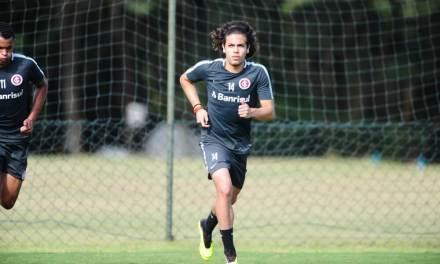Destaque colorado, Nonato revela a ansiedade para jogar a Libertadores