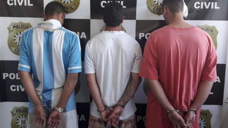 Suspeitos de duplo homicídios são presos em Canoas
