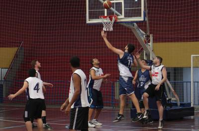 Inscrições para o Campeonato de Basquete abrem nesta quarta