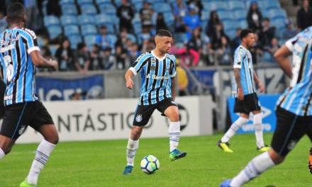 Grêmio projeta semana decisiva