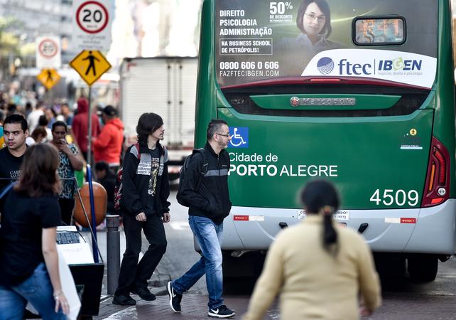 Projeto de lei da Câmara Municipal prevê gratuidade no transporte público coletivo para estudantes na Capital