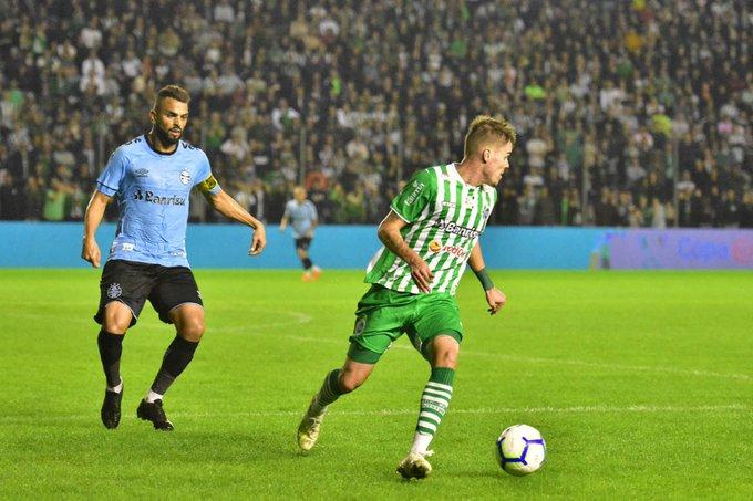 Grêmio e Juventude ficam no empate em 0x0