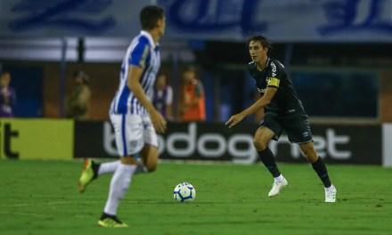 Grêmio tem três jogadores pendurados para partida contra o Universidad Católica