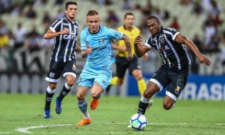 Grêmio deve mandar força máxima contra o Atlético-MG