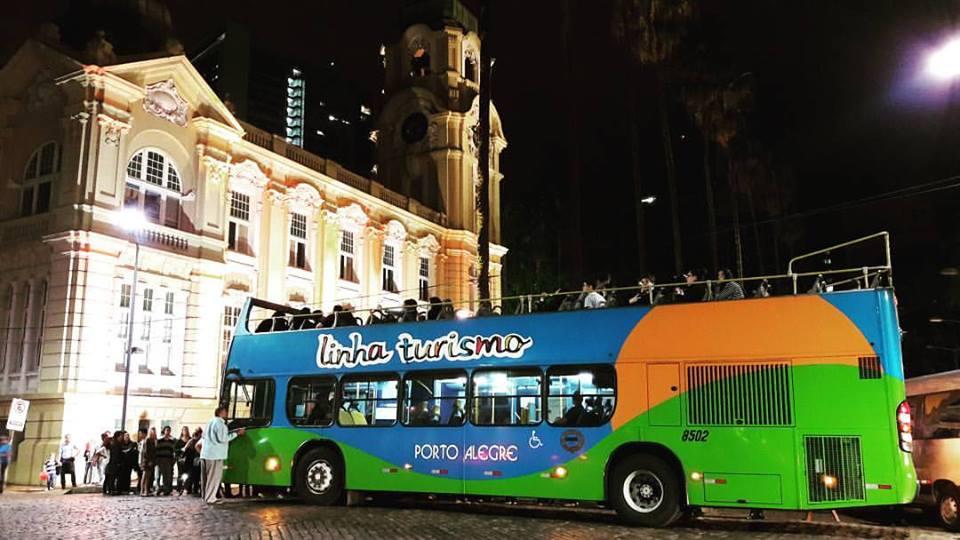 Linha Turismo terá rotas especiais para a Noite dos Museus