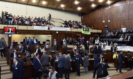 Assembleia Legislativa pode apreciar PEC do Plebiscito em 2º turno e outras três matérias