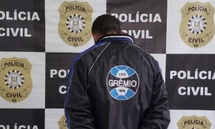 Suspeito de homicídio é preso em Sapucaia do Sul