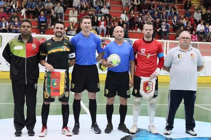 Seleção Gaúcha é vice-campeã do Brasileiro