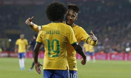 Convocado no lugar de Neymar, William será o camisa 10 da seleção