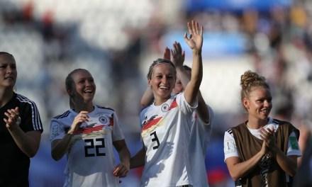 Alemanha bate Nigéria e é a primeira seleção a ir para as quartas de final da Copa do Mundo da França