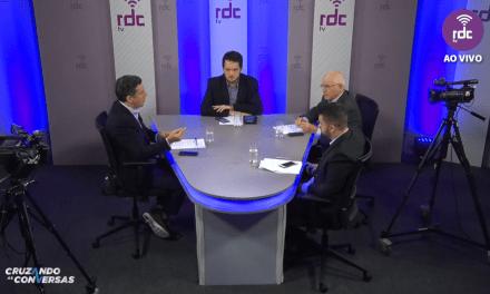 Cruzando as Conversas tem entrevista exclusiva com Valter Nagelstein