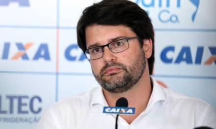 """Presidente do Bahia comenta sobre lance polêmico: """"A tecnologia não irá resolver se as pessoas não estiverem preparadas"""""""