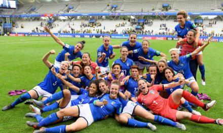 Itália goleia Jamaica e se garante nas oitavas da Copa