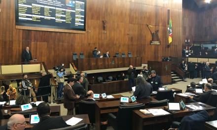 RDC TV acompanha a votação das privatizações na Assembleia Legislativa