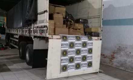 Brigada Militar apreende 4 toneladas de maconha na Zona Norte de Porto Alegre