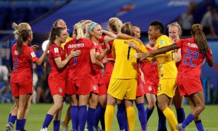 Estados Unidos e Holanda decidirão a Copa do Mundo.
