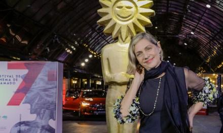 Carla Camurati recebe homenagem no 47º Festival de Cinema de Gramado