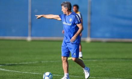 Grêmio deve usar time completamente reserva contra o Flamengo