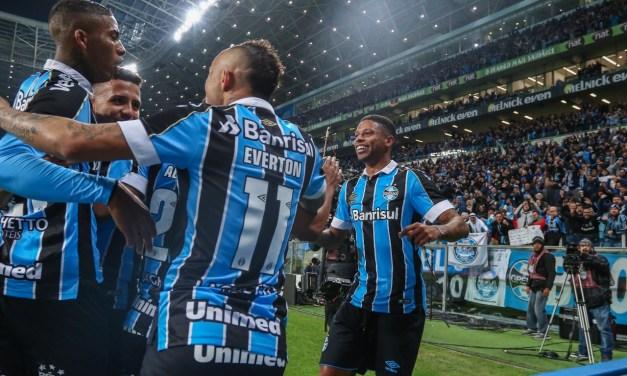Noite de Libertadores na Arena do Grêmio