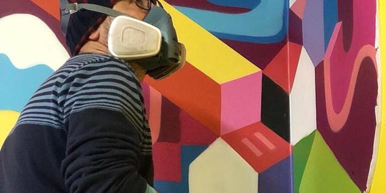 Cultura promove oficina de grafite na Restinga com Motu
