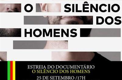 """Assembleia exibe o documentário """"O Silêncio dos Homens"""" nesta quarta-feira"""