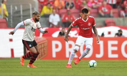 Internacional enfrenta Flamengo hoje no Maracanã