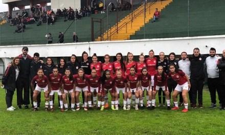 Sub-18 das Gurias Coloradas se prepara para a semifinal do Brasileirão