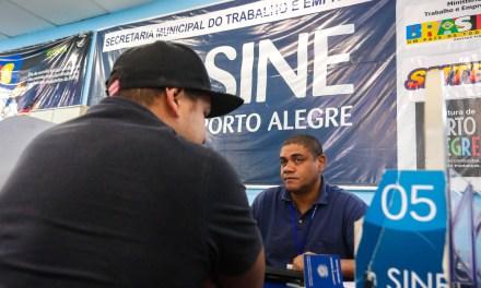 Sine Porto Alegre inicia a semana com oferta de 175 vagas de emprego