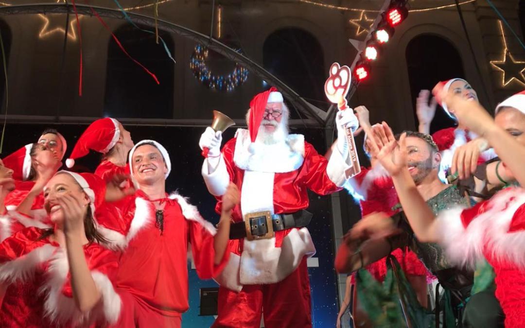 Está aberta a temporada de Natal em Porto Alegre