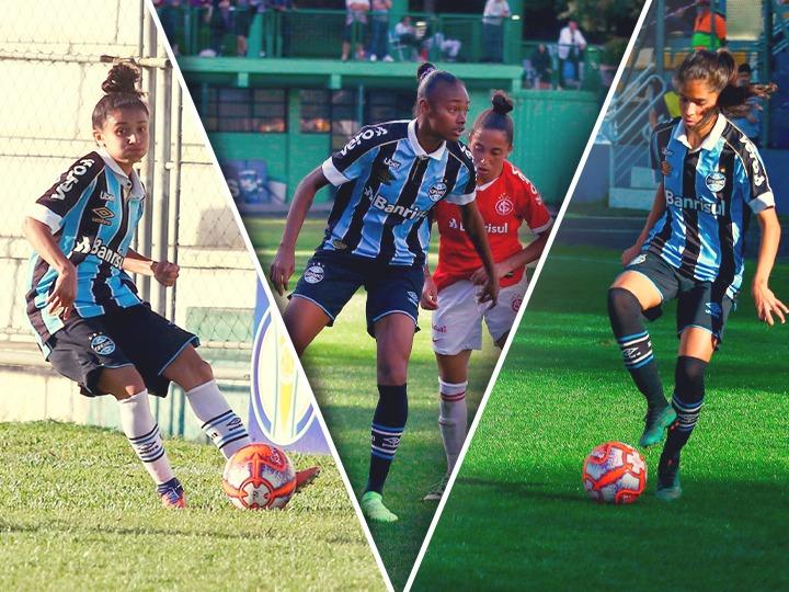 Eudimilla, Gisseli e Marta não jogarão a final do Gauchão Feminino