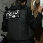 Operação Doutorado prende 8 por roubos de veículo e organização criminosa
