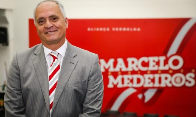 Presidente Marcelo Medeiros testou positivo para Covid-19