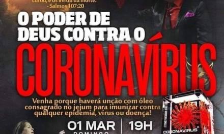 Polícia investiga suposto charlatanismo por igreja que prometia a cura contra o Coronavírus, em Porto Alegre