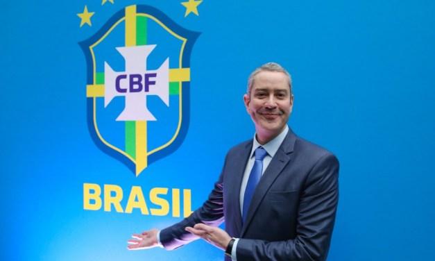 Presidente da CBF garante retomada do futebol em agosto