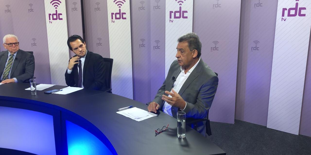 Candidato à Prefeitura, Sebastião Melo quer que diálogo seja peça-chave de sua gestão
