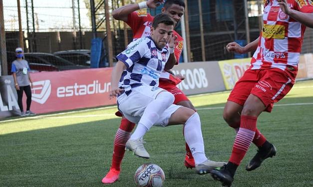 Zeca fica no empate com o Tombense em Porto Alegre