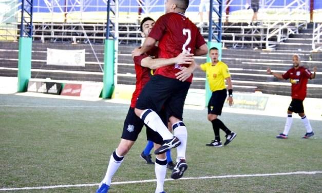 Figueirense (SC) derrota a Ponte Preta (SP) por 4 a 0 e carimba vaga nas SUPERFINAIS da Liga Fut7 – Etapa Sul