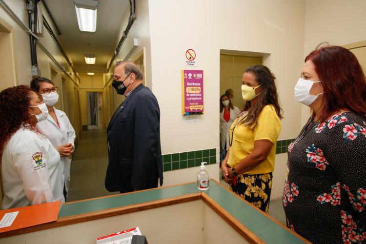 Unidade de Saúde Vila Elizabeth é reativada pela Prefeitura de Porto Alegre