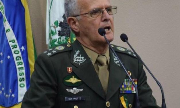 General Miotto, ex-comandante Militar do Sul, morre vítima de Covid-19