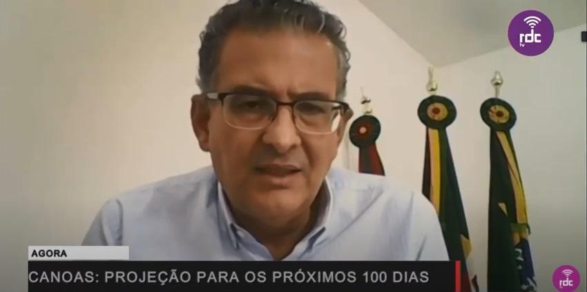 Jairo Jorge apresenta metas para os primeiros 100 dias de governo em Canoas