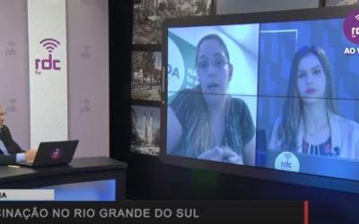 Governo do RS prepara logística de distribuição da vacina contra Covid-19