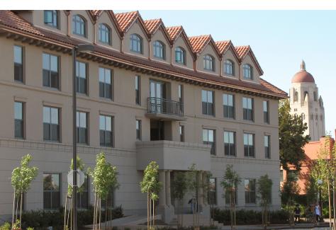 Munger Graduate Residence Stanford RampDE