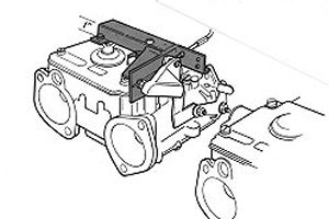 Weber Carburetor Linkage Systems from r.d. enterprises ltd.