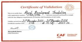 caf-cert-of-validation