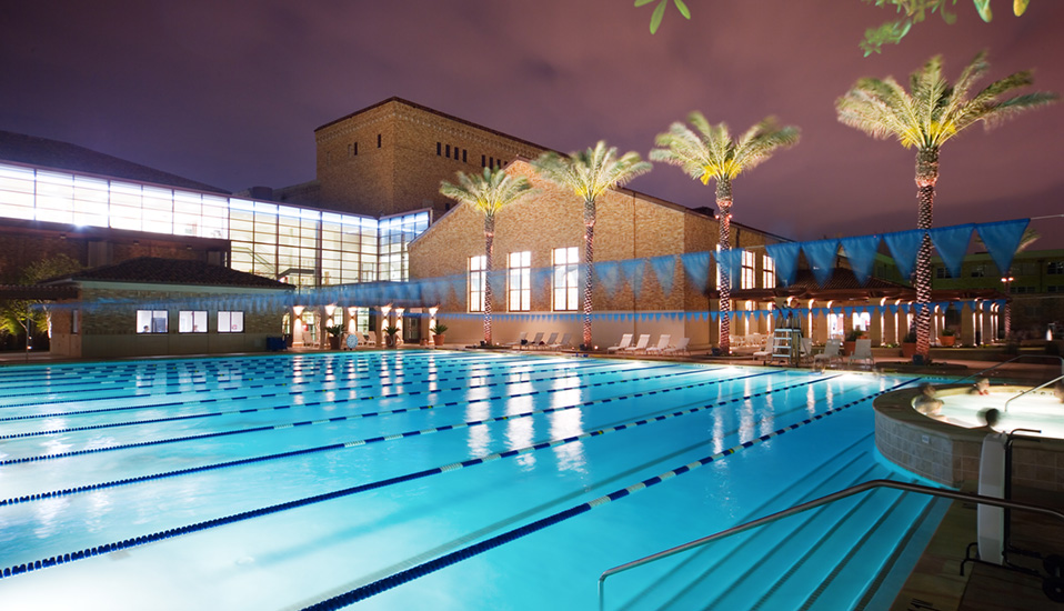 The University of Texas at Austin  Gregory Gymnasium Aquatic Complex  RDG Planning  Design