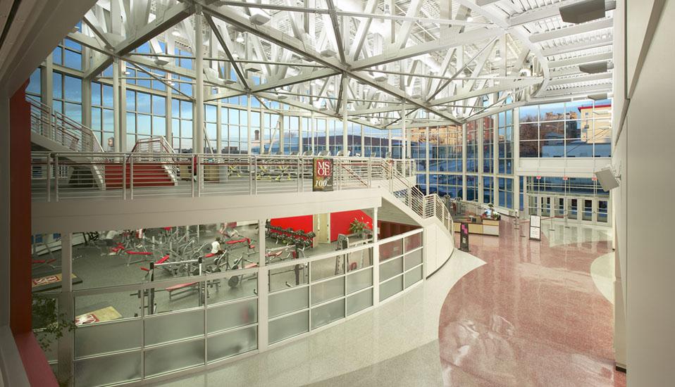 Milwaukee School of Engineering  Kern Center  RDG Planning  Design