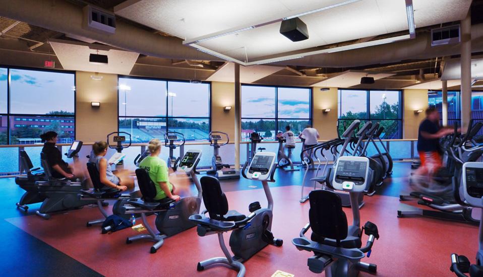 University Of Minnesota Duluth Sports Amp Health Center